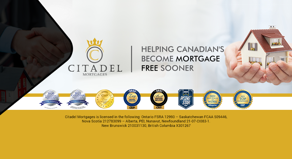 Citadel Mortgages - Helping Canadians Become Mortgage Free Sooner FB